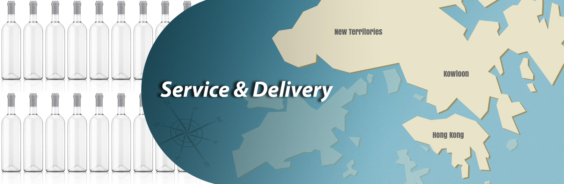 Service and Delivery